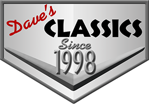 Dave's Classics, since 1998