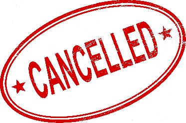 Toppers Car Show Cancelled