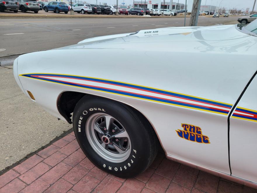 """1970 GTO """"The Judge"""""""
