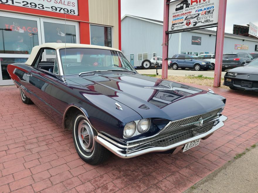1966 T-Bird Convertible