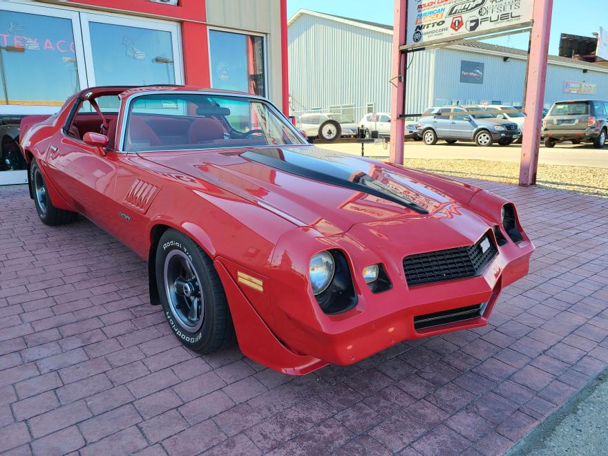 1981 Camaro Z-28