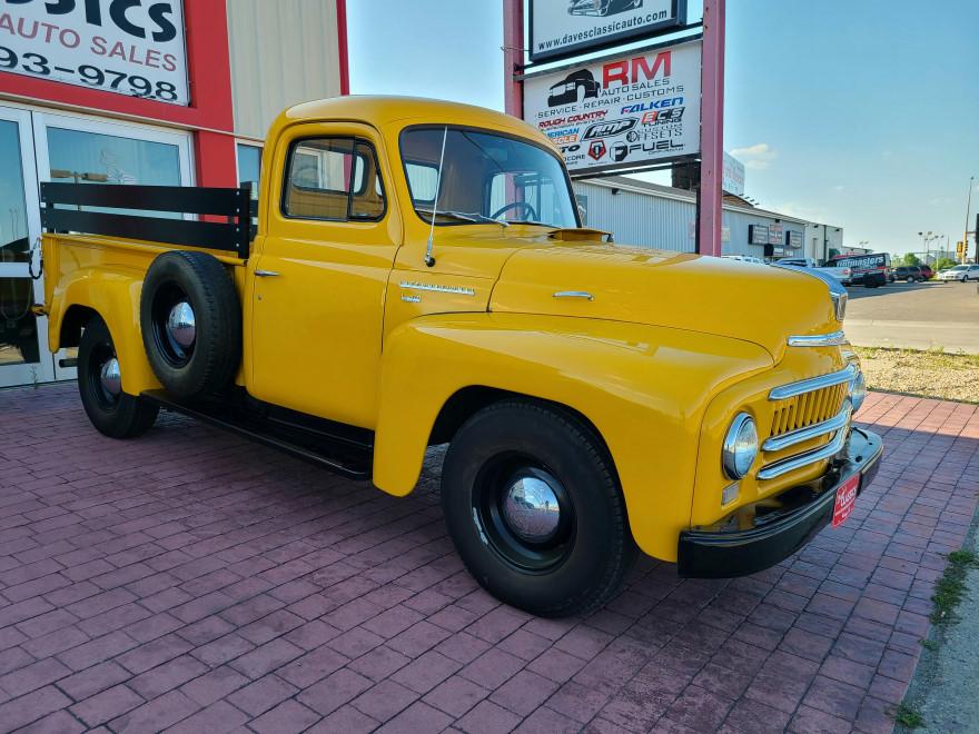 1950 International Pickup