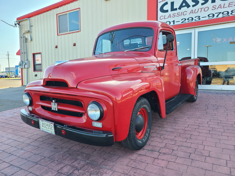 1953 International 1/2 Ton Pickup