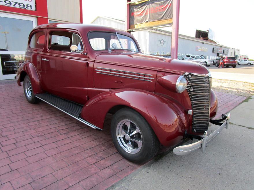 1938 Chevy Streetrod