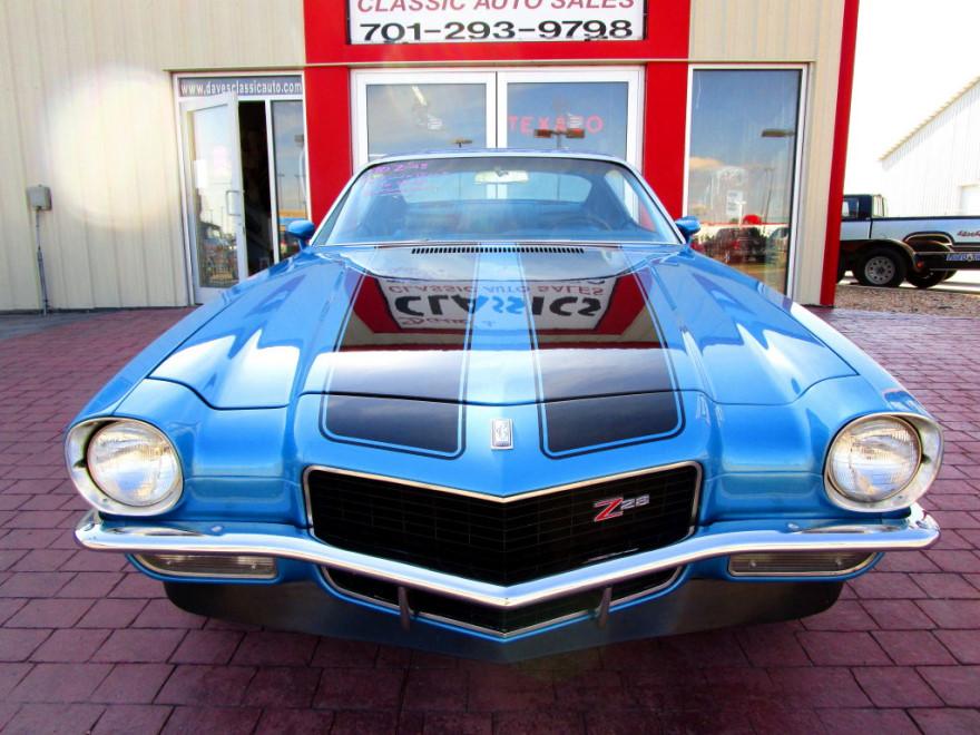 1970 ½ Chevrolet Camaro Z-28