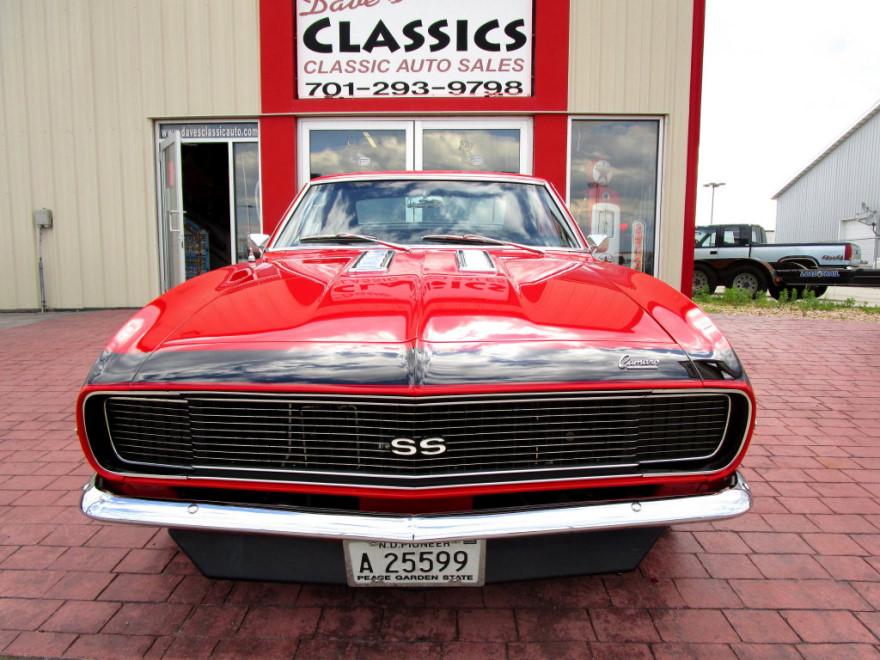 1968 Camaro RS/SS Resto-mod
