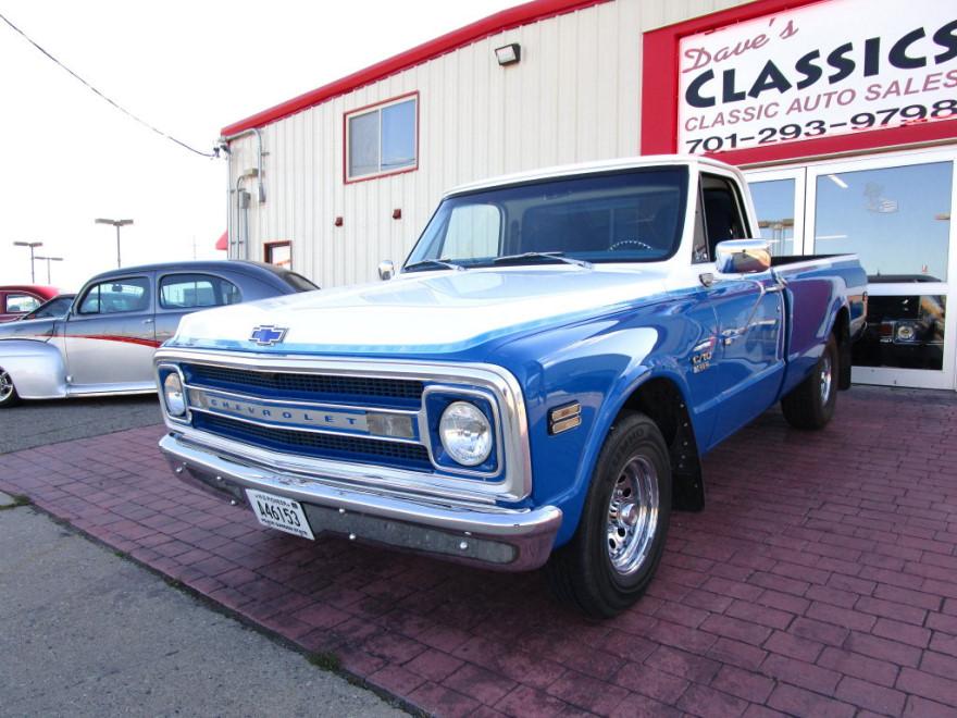 1969 C-10 ½ Ton Pickup