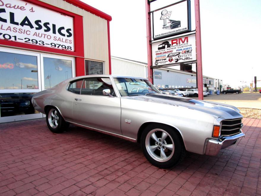 1972 Chevelle SS454 Tribute
