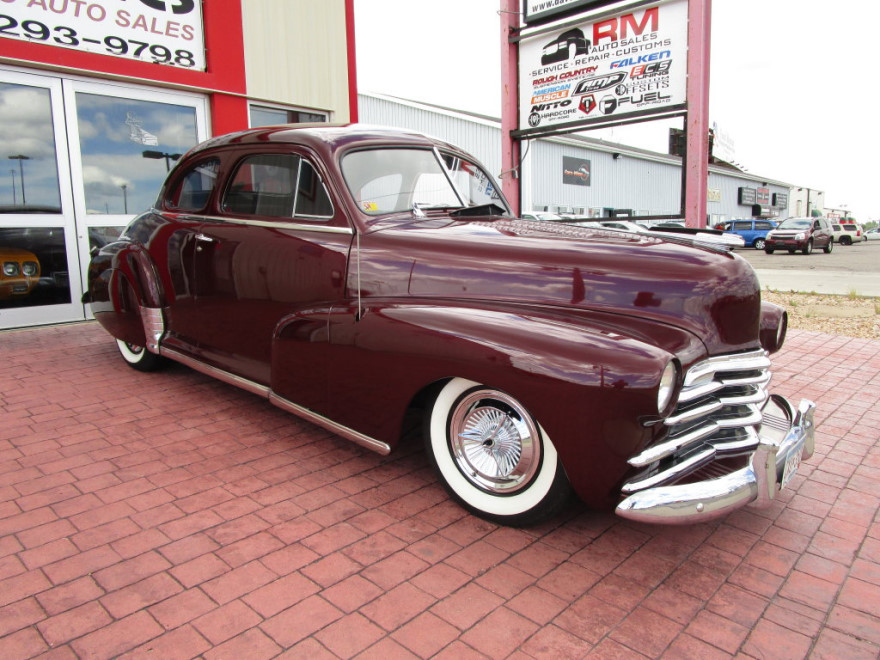 1948 Chevy Coupe Streetrod