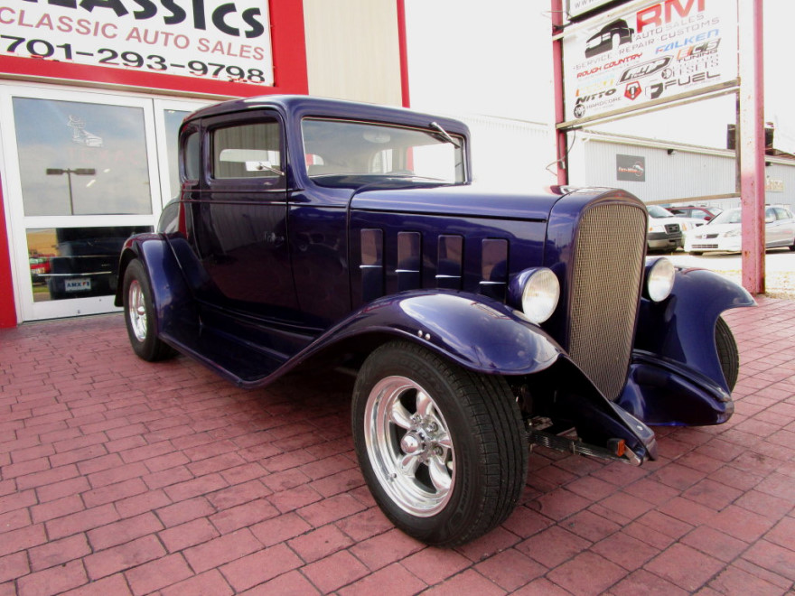 1932 Chevy Coupe Streetrod